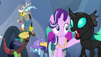 "Discord ""seems like one of those moments"" S6E26"