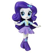 Equestria Girls Minis Rarity Everyday figure