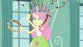 Fluttershy starting to get into it EG3.png