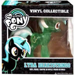Funko Lyra glitter vinyl figurine packaging