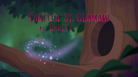Legend of Everfree credits - Tabitha St. Germain EG4