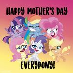 MLP Pony Life Instagram - Happy Mother's Day