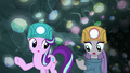 """Maud Pie """"get us out of here, boy"""" S7E4.png"""