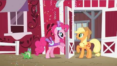 My Little Pony Friendship is Magic - Singing Telegram Polish Version