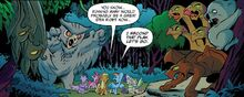 My Little Pony IDW- Issue 27- Monsters