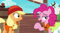 "Pinkie Pie ""I can live with that"" S6E22"