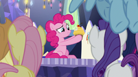 Pinkie Pie -he figured out his purpose- S9E14