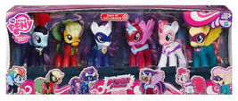 Power Ponies Fashion Style set packaging