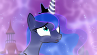 Princess Luna out of breath S5E13