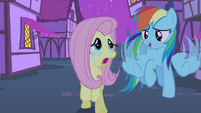 Rainbow 'You totally blew my mind!' S4E14