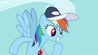 "Rainbow Dash ""We'll be number 1"" S2E22"