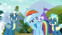Rainbow Dash --been my dream my whole life-- S6E7
