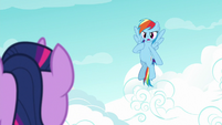 Rainbow Dash -this isn't about me- S8E20