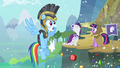 Rainbow Dash with snow on her face S2E11.png