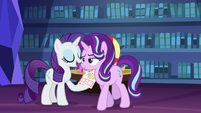 Rarity --it will look perfectly divine-- S6E21