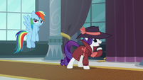 Rarity -like a charm on a bracelet!- S5E15