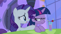 Rarity get married S2E25