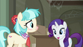 Rarity pleased to see Coco Pommel S6E9.png