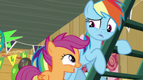 "Scootaloo ""so you do get it!"" S8E20"