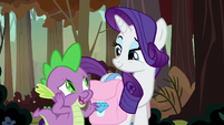 Spike -anything for you, Rarity- S8E11