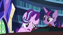 "Starlight ""some ancient Olde Ponish text"" S7E24"