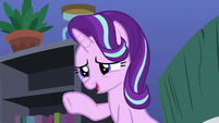 "Starlight Glimmer ""she sees the world"" S7E4"