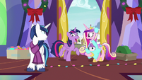 "Twilight Sparkle ""be right back!"" MLPBGE"