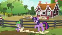 Twilight even more confused S6E10