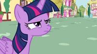 Twilight suspicious S4E21