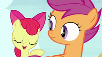 Apple Bloom -I think it's my broccoli thing- S7E8