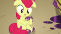 Apple Bloom looking at her hooves S6E4.png