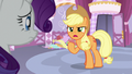 """Applejack """"that's my honest opinion!"""" S7E9.png"""