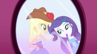 "Applejack ""you really are great at this!"" SS1"