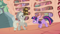 Applejack balancing the book on her nose S2E02.png