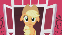 Applejack surprised1 S01E05