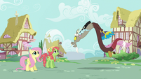 Discord about to leave S5E7