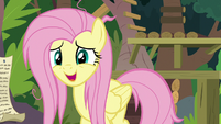 "Fluttershy ""I certainly haven't"" S9E18"