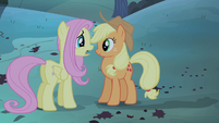 "Fluttershy ""what happened to me"" S4E07"