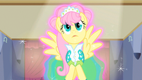 Fluttershy braying S1E20