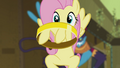 Fluttershy catching ring S4E04.png