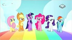 MLP FiM - Best Friends Until the End of Time Indonesian