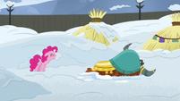 "Pinkie Pie ""fine, be stubborn!"" S7E11"