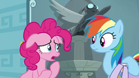 Pinkie Pie --I haven't even thought about-- S6E7