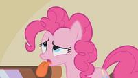 Pinkie Pie -Ugh, a parasprite-- S1E10