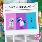 Pony Confidential 2014-06-24 - SDCC Special Edition Pony teaser