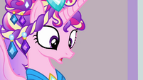 Princess Cadance shocked expression S03E12