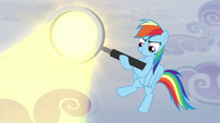 Rainbow puts magnifying glass over sunlight S5E5
