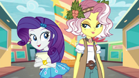"Rarity ""you're up to three million now?"" EGROF"