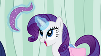 Rarity levitating silk sling S4E10