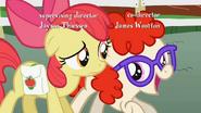 S01E12 Twist pociesza Apple Bloom
